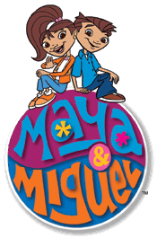 Maya and Miguel Logo