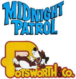 Picture of a TV show: Midnight Patrol: Adventures In The Dream Zone