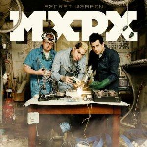 <i>Secret Weapon</i> (album) 2007 studio album by MxPx