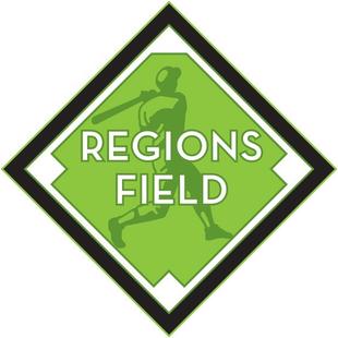 Regions Field Baseball venue in Birmingham, Alabama, U.S.