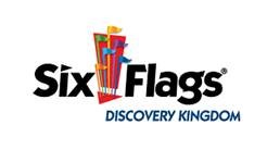 Six Flags Discovery Kingdom Zoological theme park in Vallejo, California