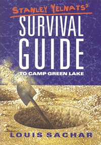 Sachar - Stanley Yelnats' Survival Guide to Camp Green Lake Coverart.jpg