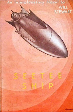 <i>Seetee Ship</i> book by Jack Williamson