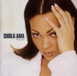 <i>Much Love</i> 1997 studio album by Shola Ama