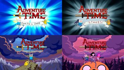torrent adventure time come along with me