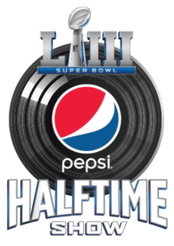 Super Bowl LIII halftime show Halftime show of the 2019 edition of the Super Bowl