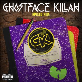 <i>Apollo Kids</i> (album) 2010 studio album by Ghostface Killah