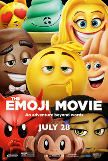 Image result for Film The Emoji Movie