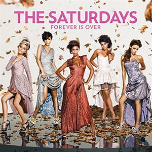 The Saturdays — Forever Is Over (studio acapella)