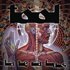 <i>Lateralus</i> 2001 studio album by Tool