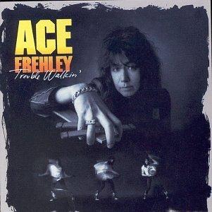 <i>Trouble Walkin</i> 1989 studio album by Ace Frehley