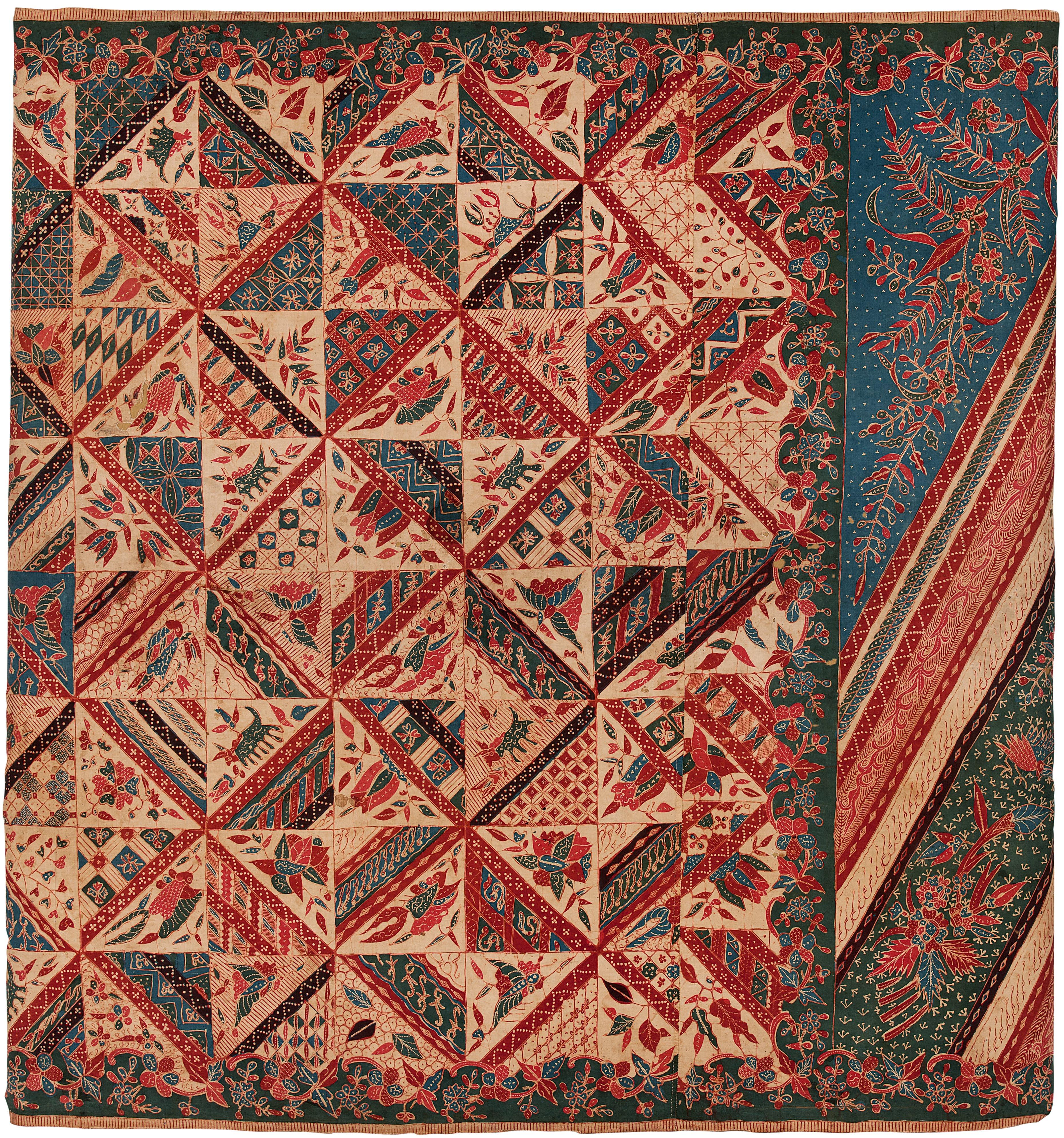 ... ), with 'patchwork' (tambal-tambalan) motif - Google Art Project.jpg
