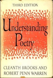 <i>Understanding Poetry</i> book by Cleanth Brooks