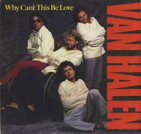 Why Cant This Be Love single by Van Halen