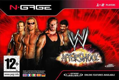 games wwe aftershock s60v2