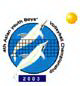 2003 Asian Youth Boys Volleyball Championship logo.png