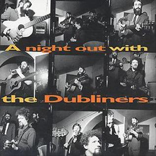 <i>A Night Out with The Dubliners</i> 1999 live album by The Dubliners