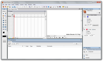 Tutorial macromedia director mx 2004 #2: import file youtube.