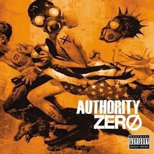 <i>Andiamo</i> (album) 2004 studio album by Authority Zero