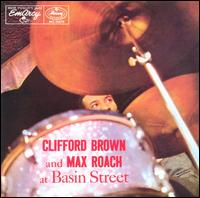 "Cover of ""Clifford Brown and Max Roach at Basin Street"""