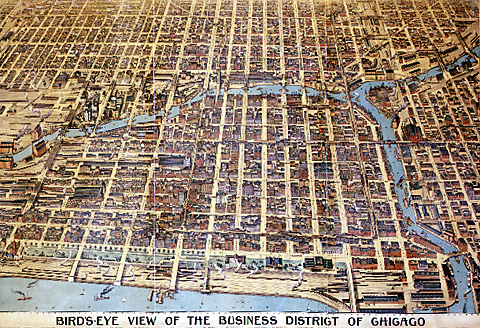 August 5 1833 The Town Of Chicago Was Incorporated