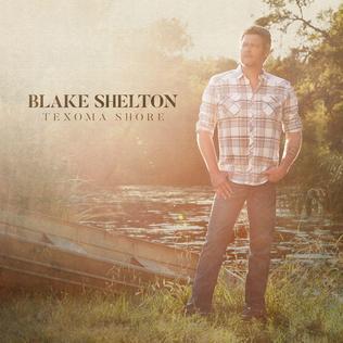 <i>Texoma Shore</i> Album by Blake Shelton