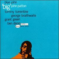 <i>Blue John</i> (album) album by John Patton