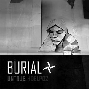 <i>Untrue</i> (album) 2007 studio album by Burial