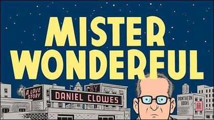 mister wonderful comics wikipedia