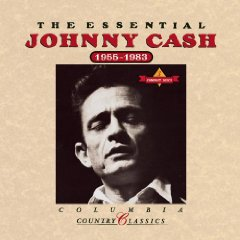 The Essential Johnny Cash 1955-1983 artwork