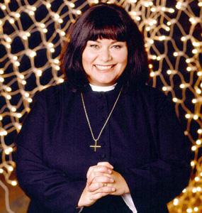 Geraldine Granger Central characteri n BBC sitcom The Vicar of Dibley