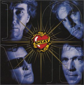 <i>Love Sweat</i> 1995 studio album by Golden Earring