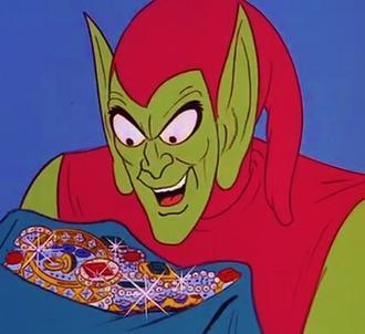 Green Goblin in other media - Wikipedia
