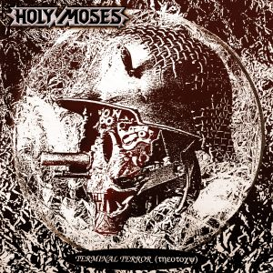 <i>Terminal Terror</i> 1991 studio album by Holy Moses