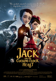 Jack and the Cuckoo-Clock Heart [Film] @ In Theaters