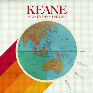 Higher than the Sun (song) Keane song