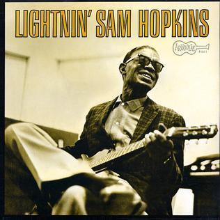 <i>Lightnin Sam Hopkins</i> 1962 studio album by Lightnin Hopkins