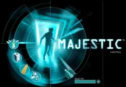 <i>Majestic</i> (video game) 2001 video game
