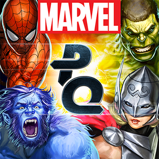 <i>Marvel Puzzle Quest</i> 2013 video game