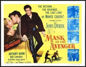 Mask Of The Avenger Wikipedia