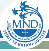 Mount Notre Dame High School