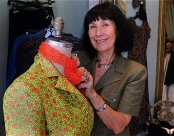 Which Fashion Houses Does Johnston S Provide Tweed And Wool For