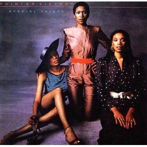 <i>Special Things</i> 1980 studio album by Pointer Sisters