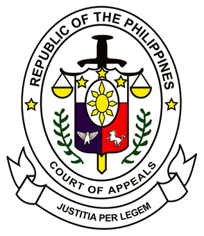 Official seal of the Philippine Court of Appeals.