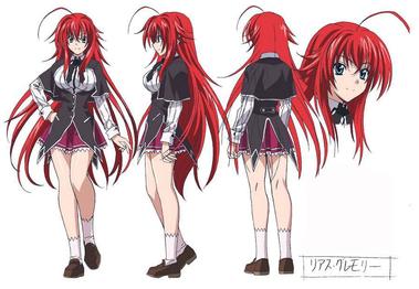 Un mod de Rias Gremory Rias_Gremory_anime