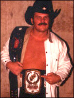 Ron Bass (wrestler) American professional wrestler