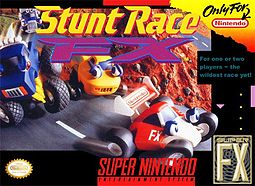 <i>Stunt Race FX</i> 1994 video game