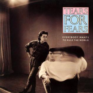 Everybody Wants to Rule the World 1985 single by Tears for Fears