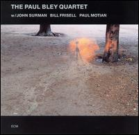 <i>The Paul Bley Quartet</i> 1987 studio album by Paul Bley