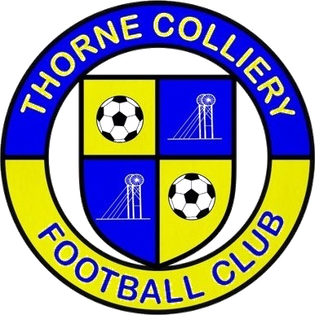 Thorne Colliery F.C. Association football club in England